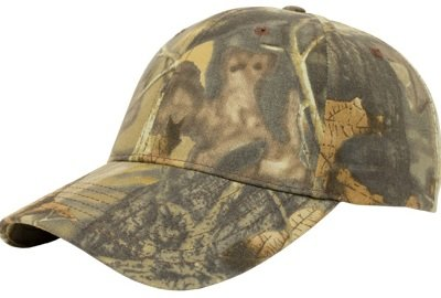 RealTree Timber Camo Hat Image