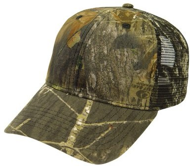 Mossy Oak BreakUp Mesh Back Camo Hat Image