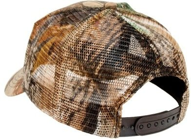 RealTree AP Mesh Back Camo Hat Back View Image