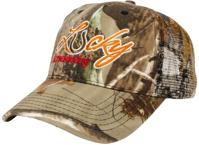 Real Tree Mesh AP Camo Hat