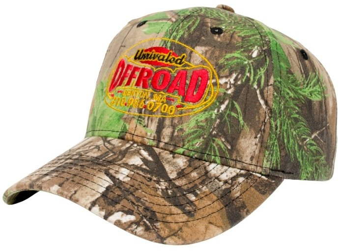 Real Tree Xtra Green Solid Camo Hat