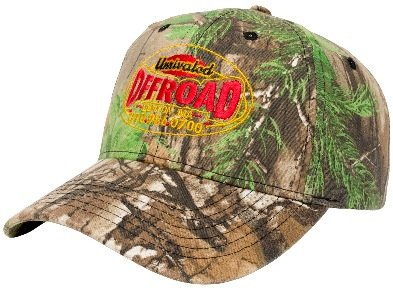 RealTree Xtra Green Camo Hat Image