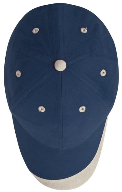 Navy/Stone Accent Wave Cap Image