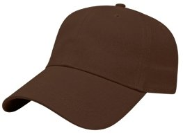 Brown Full Value Hat Image