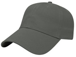 Charcoal Full Value Hat Image