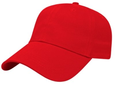 Red Full Value Hat Image