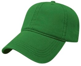 Green Relaxed Golf Hat Image