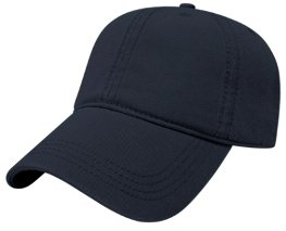 Navy Relaxed Hat Image