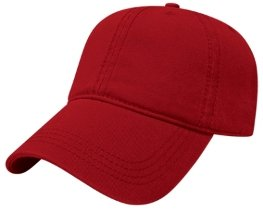 Wine Relaxed Golf Hat Image