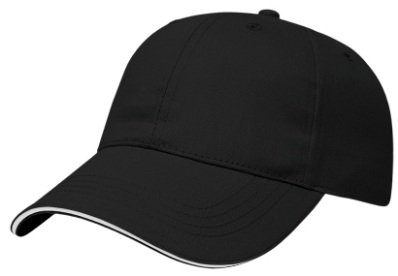 Black Xtra Value Sandwich Hat Image