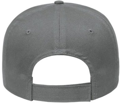 Charcoal Xtra Value Sandwich Backside Hat Image