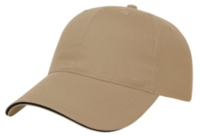 Khaki Xtra Value Sandwich Hat Image