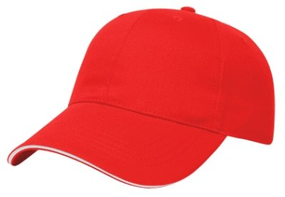 Red Xtra Value Sandwich Hat Image