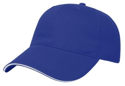Royal Blue Xtra Value Sandwich Hat Image