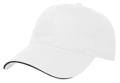 White Xtra Value Sandwich Hat Image