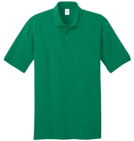 Kelly Green Polo Shirt