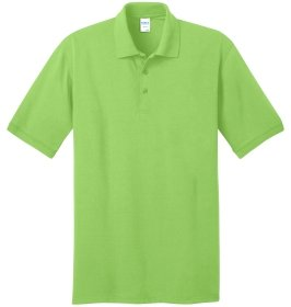 Lime Polo Shirt