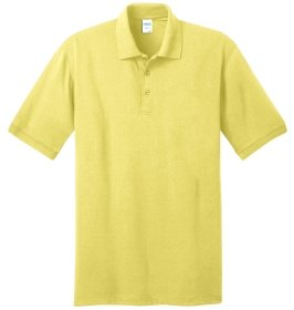 Safety Yellow Polo Shirt
