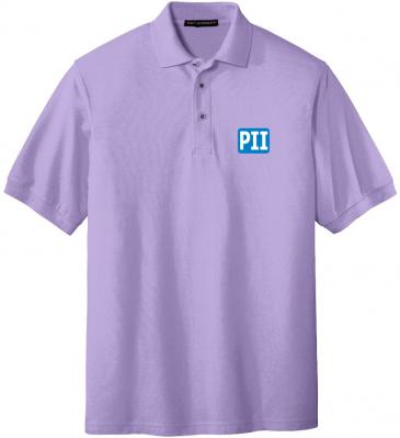 Port Authority Company Polo Shirt Bright Lavender K500