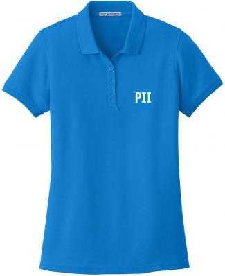 Port Authority Core Company Polo Shirt Coastal Blue L100