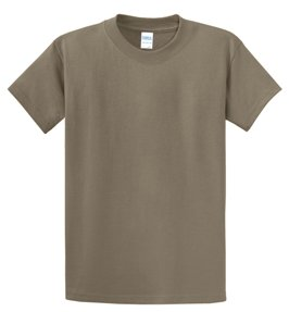 Dusty Brown T Shirt