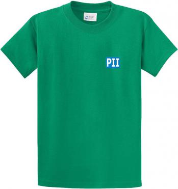 Port & Co Promotional T Shirt w/ Logo