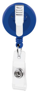 Custom Promotional Badge Holder Backside Image