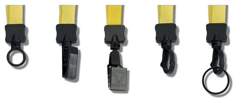Promotional Lanyards Custom Attachments Top 5 Image
