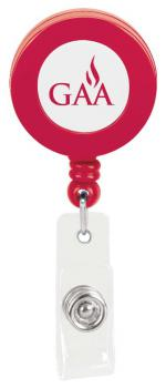 Custom Promotional Badge Holder Image