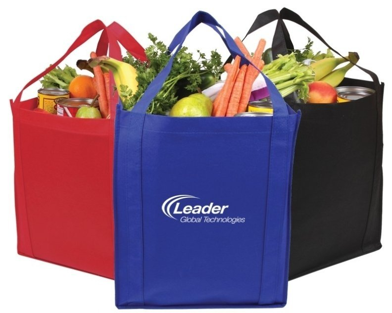 Cheap Tote - Jumbo Grocery