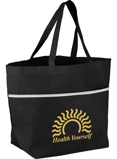 Black Cheap Tote