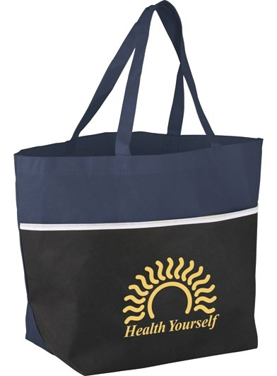 Navy Cheap Tote