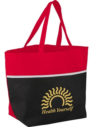 Red Cheap Tote