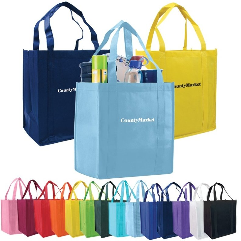 Large All Around Cheap Tote Colors