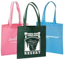 Cheap Tote Advertising Bag