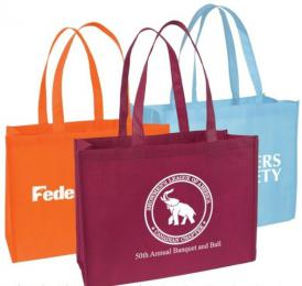Cheap Tote Tradeshow Bag