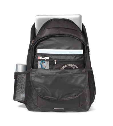 Pilot Laptop Backpack Open Features Image