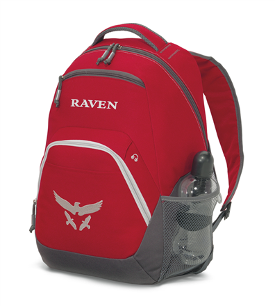Rangeley Red Laptop Backpack Image