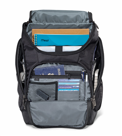 Travis &amp' Wells Denali Open Laptop Backpack Image