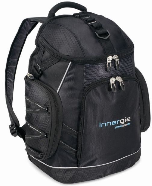 Vertex Trek Imprinted Laptop Backpack Image