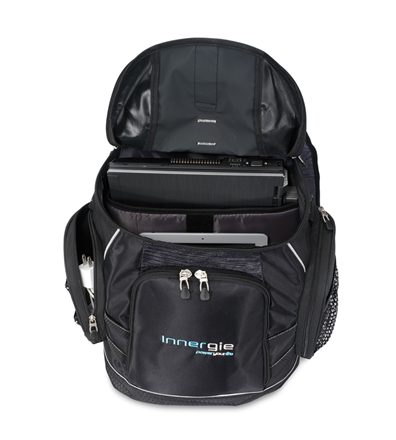 Vertex Trek Open Laptop Backpack Image