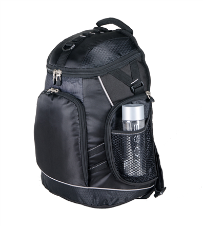 Vertex Trek Laptop Backpack Water Bottle Pocket Image