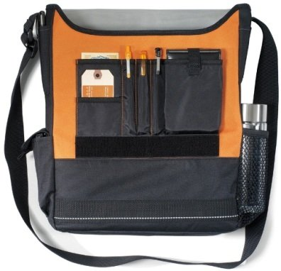 Impact Vertical Laptop Bags Organizer Features Image
