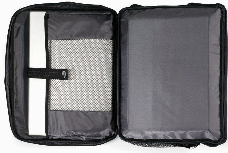 Vertex II Laptop Bag Check Point Friendly Features Image