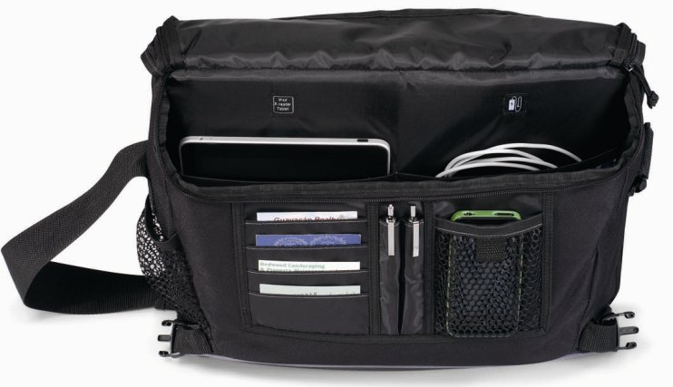 Vertex II Laptop Bag Organizer Features Image