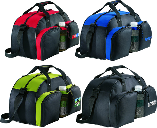 Promotional Sports Bag Water Bottle II Colors Image