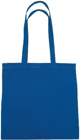 Cotton Promotional Tote Bag Royal Color Image