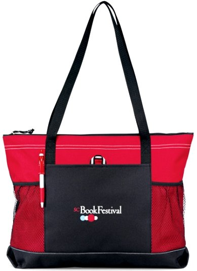 Select Promotional Tote Bag Red Color Image