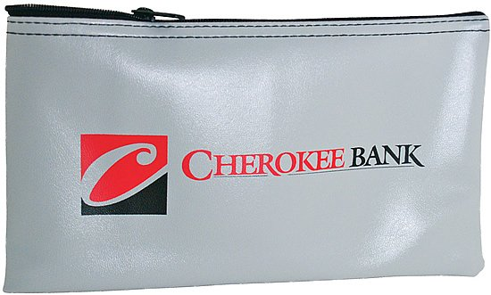 Promotional Standard Bank Deposit Bag & Organizer