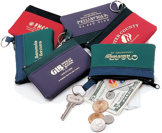 Promotional Coin Purse